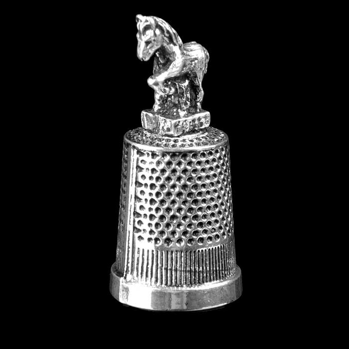 Напёрсток «Лошадь», 2×2×4 см