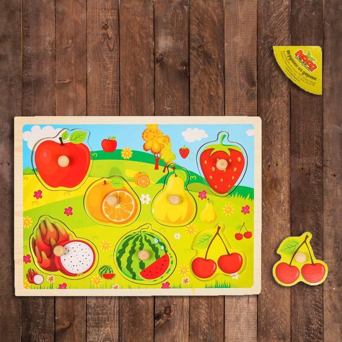 Рамка-вкладыш «Фрукты и ягоды» - фото 1752677