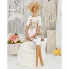 """Набор для шитья текстильной игрушки """"Ангелочек Кристин"""""""