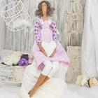 """Набор для шитья текстильной игрушки """"Ангелочек Линда"""""""