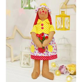 Набор для шитья текстильной игрушки «Зайка Патриссия»
