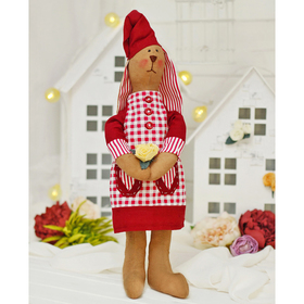 Набор для шитья текстильной игрушки «Зайка Вирджиния»