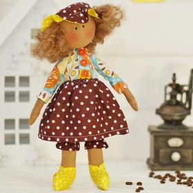 Набор для шитья текстильной игрушки «Крошка Саманта»