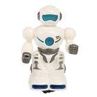 Робот «Странник», световые и звуковые эффекты, работает от батареек - фото 105508352