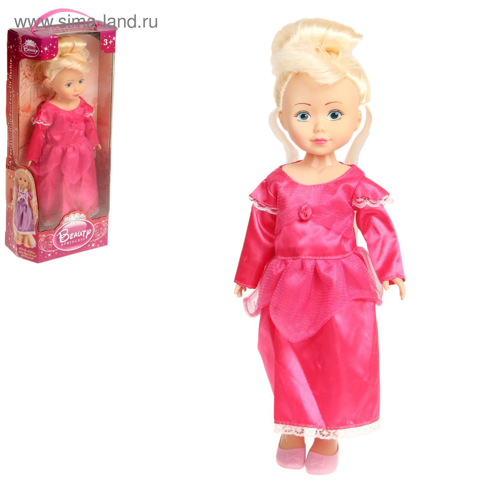 992561c3810 Кукла принцесса