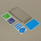 Защитное стекло Smarterra Electroplating Full Cover Glass, для Samsung S7 Edge, золотое