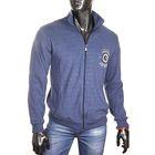 Джемпер мужской 1436 цвет джинс, р-р 48-50 (L)