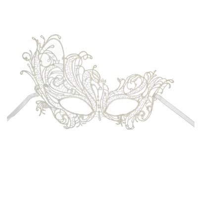 Карнавальная маска «Загадка», ажурная