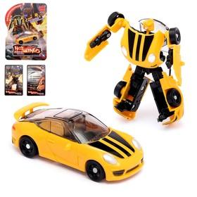Робот-трансформер «Автобот» в упаковке