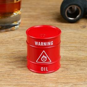 """Измельчитель для табака """"Oil"""", 4х4 см, микс"""
