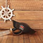 """Карнавальная шляпа """"Гроза пиратов"""", детская, р-р 52-54"""