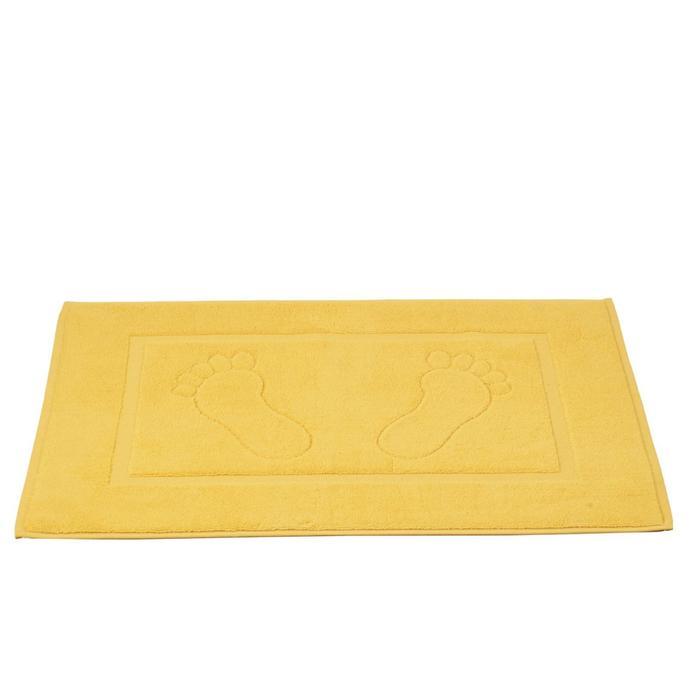 Коврик для ванной, Karna Gren, 50х70 см, цвет жёлтый 2760