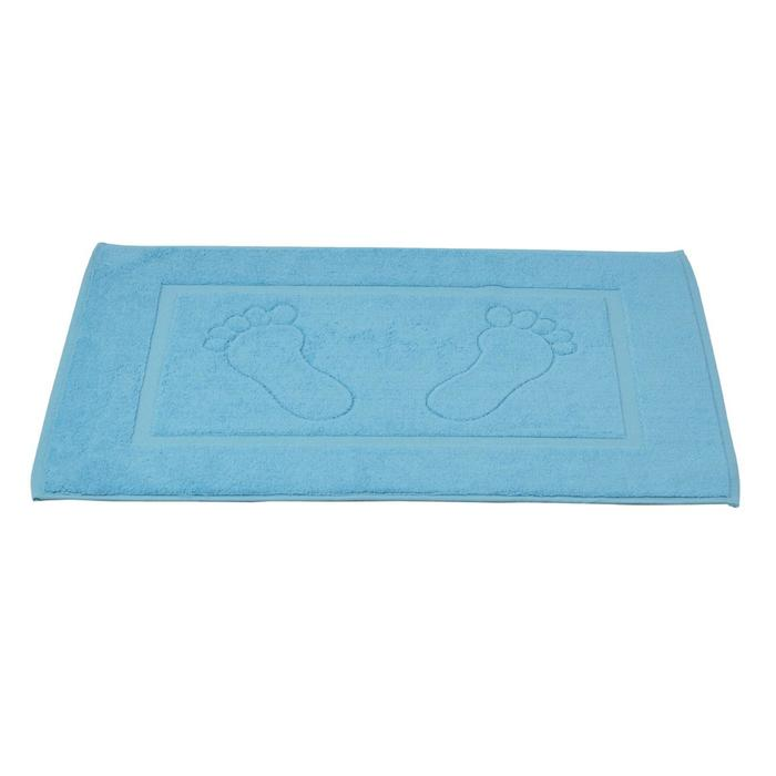 Коврик для ванной, Karna Gren, 50х70 см, цвет бирюза 2760