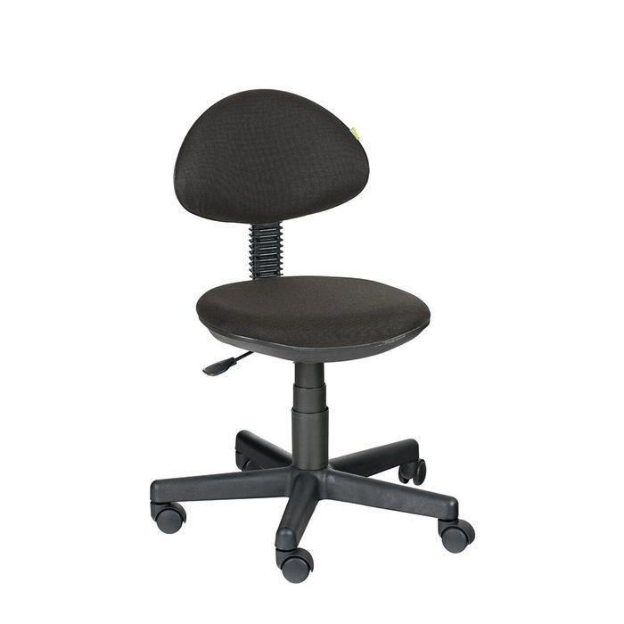 """Детское кресло """"Логика"""",  чёрный, без подлокотника  (В-14)"""