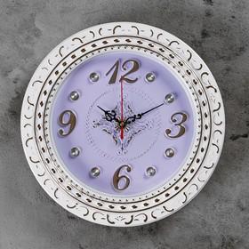 """Часы настенные, серия: Классика, """"Рококо"""" d=29 см, плавный ход в Донецке"""