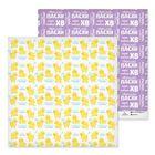 Бумага для скрапбукинга «Улыбнись солнцу», 30.5 × 30.5 см, 180 г/м