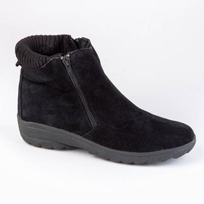 Ботинки женские, арт. 0045-009 (чёрный) (р. 37)