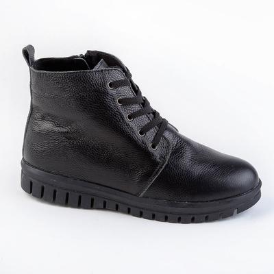 Ботинки женские, арт. 01621-9 (чёрный) (р. 36)