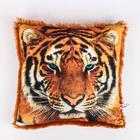 """Мягкая игрушка-подушка """"Бенгальский тигр"""""""