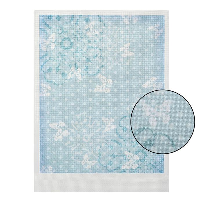 Канва для вышивания с рисунком, 40 × 30 см, КД-016