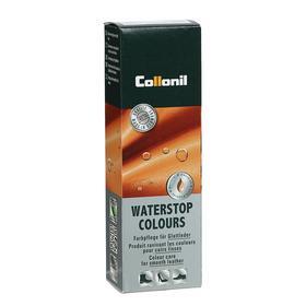 Крем водоотталкивающий Collonil Waterstop tube для гладкой кожи с губкой, цвет нейтральный, 75 мл