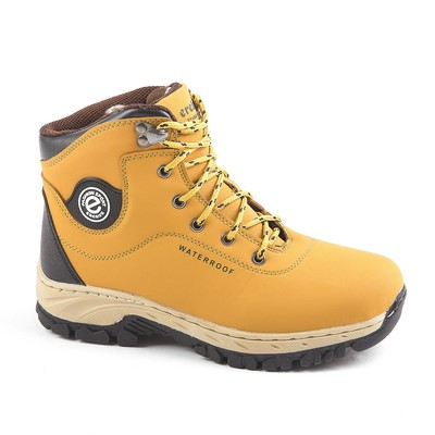 Ботинки EREBOS арт. 5520-3-38 (желтый) (р. 38)