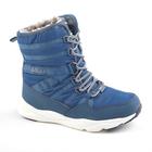 Дутики женские SAYOTA арт. 8662-9-38, цвет синий, размер 38