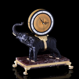 Часы настольные Silk Road