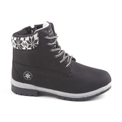Ботинки зим. женские SAYOTA арт. 8667-1-38, цвет чёрный, размер 38