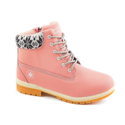 Ботинки зим. женские SAYOTA арт. 8667-12-39, цвет розовый, размер 39