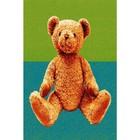 Ковёр прямоугольный Funky Ted gold, размер 160х200 см