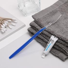Зубной набор  в п/пакете: зубная щетка, зубная паста 4 г Ош