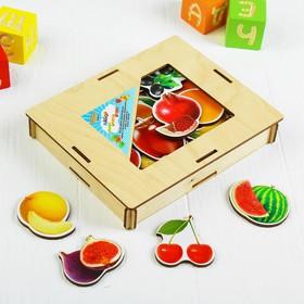Обучающий набор «Овощи, фрукты, ягоды»