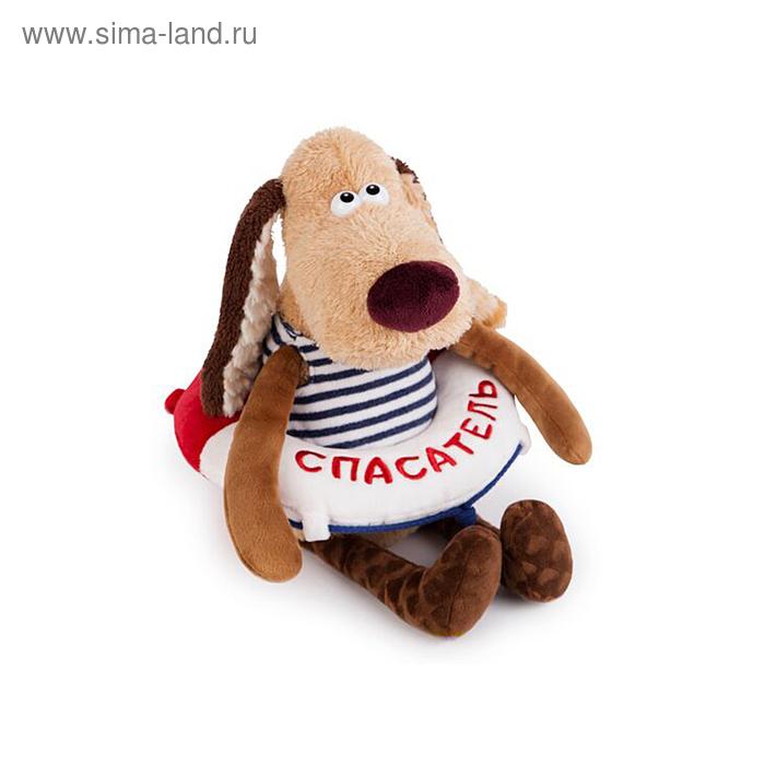 """Мягкая игрушка """"Собака Жора-спасатель"""", 25 см"""