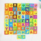 """Пазл - набор """"Алфавит"""", парный элемент: 8 × 3,7 см"""