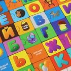 Пазл - набор «Алфавит», парный элемент: 8 × 3,7 см - фото 105598052