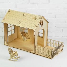 Конструктор «Малый дом для Барби»