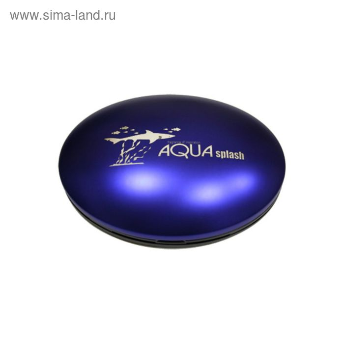 "Ароматизатор воздуха плоский футляр ""AQUA SPLASH"" морской сквош"