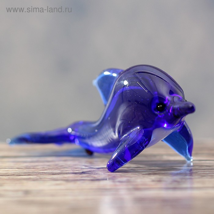 "Сувенир стекло миди ""Дельфин """