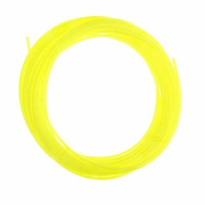 PCL for 3D plastic handle, length 5 m, d=1.75 mm, color acid yellow