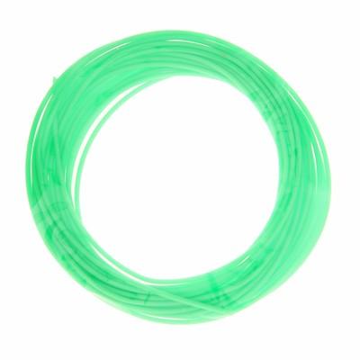 PCL for 3D plastic handle, length 5 m, d=1.75 mm, color acid green