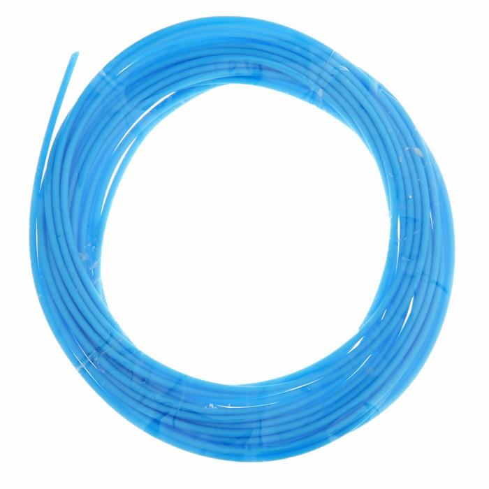 Пластик PCL для 3D ручки, длина 5 м, d=1,75 мм, цвет голубой