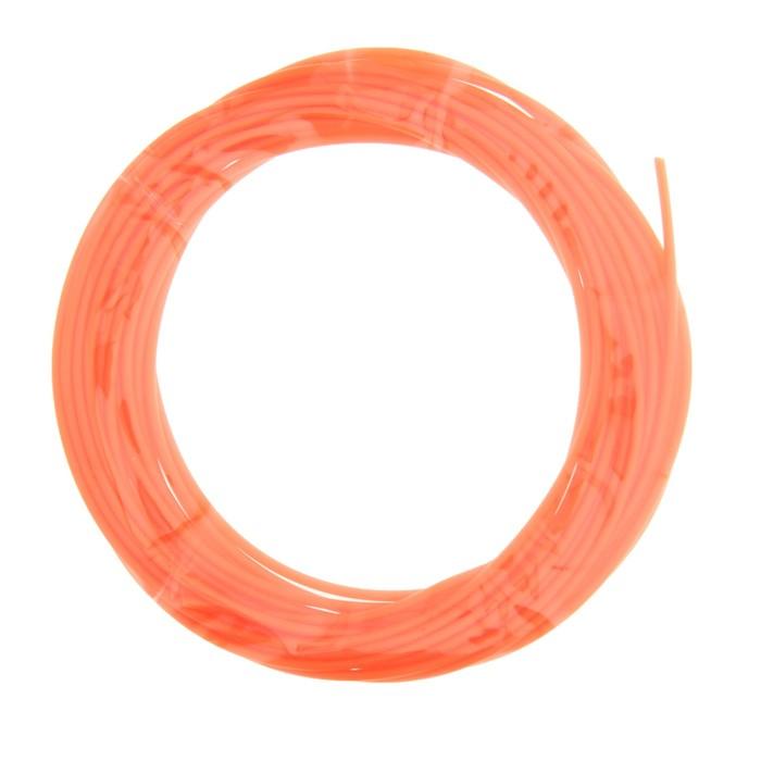 Пластик PCL для 3D ручки, длина 5 м, d=1,75 мм, цвет оранжевый