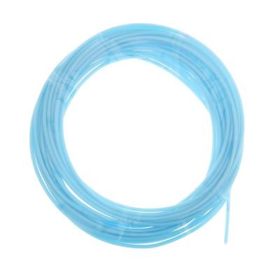 Пластик PCL для 3D ручки, длина 5 м, d=1,75 мм, цвет нежно-голубой