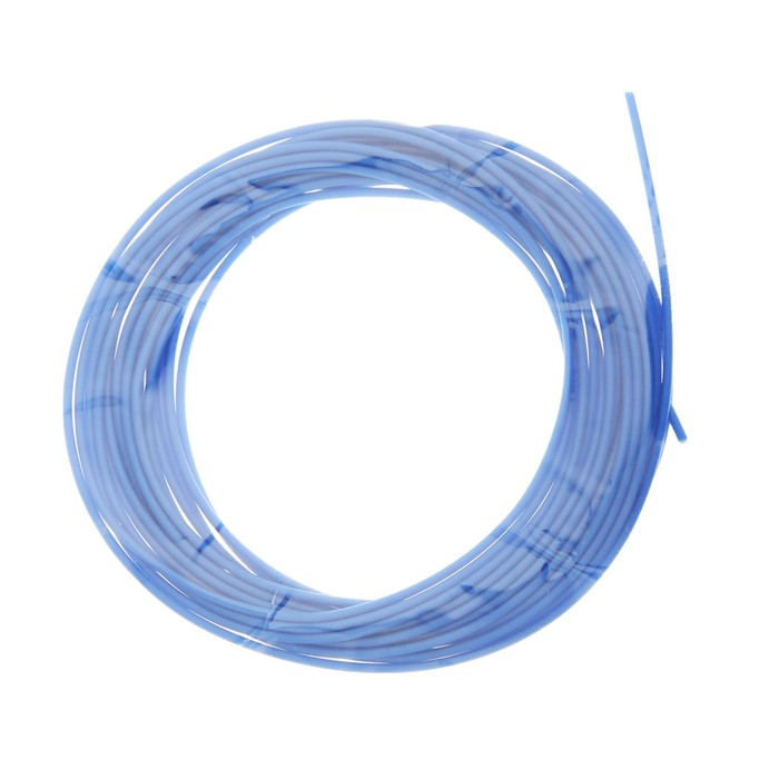 Пластик PCL для 3D ручки, длина 5 м, d=1,75 мм, цвет синий