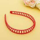 The headband Arcs 2 cm, mix