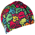 "Swimming cap ""Ghosts"" OL-011, children's, textiles"