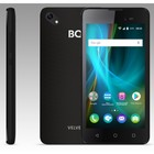 "Смартфон BQ S-5035 Velvet Black  5,0""TN,854*480, 8Gb, 1Gb RAM, 8Mp+5Mp, Android 7.0"