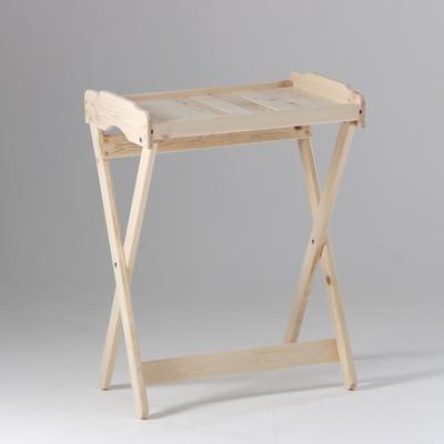 Столик сервировочный складной, 60×40×73см, из хвои