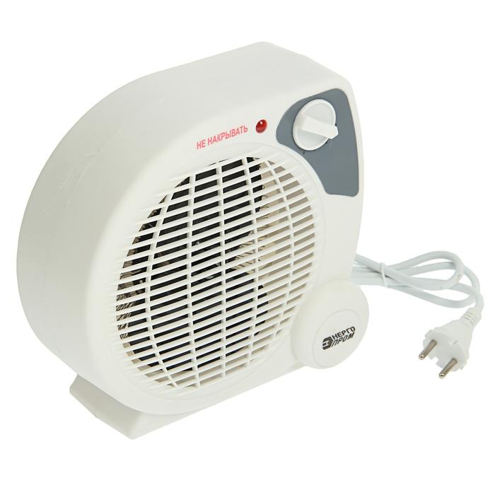 "Тепловентилятор ""Энергопром"" ТВС-4 (FH12S), 2000 Вт, вентиляция без нагрева, белый"